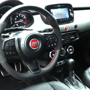 2021 Fiat 500X Sport Highlights