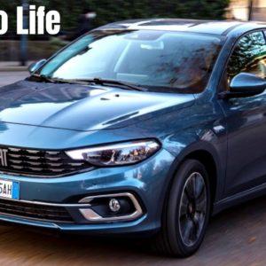 2021 Fiat Tipo Life