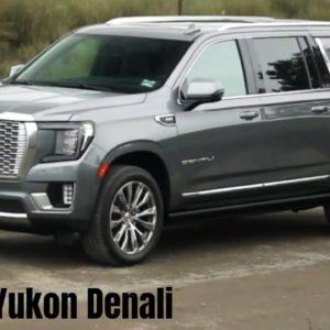 2021 GMC Yukon Denali Updates
