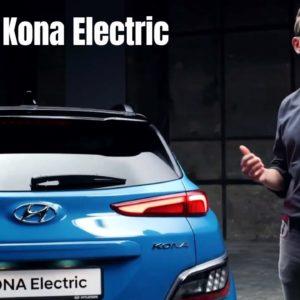 2021 Hyundai Kona Electric Walkaround
