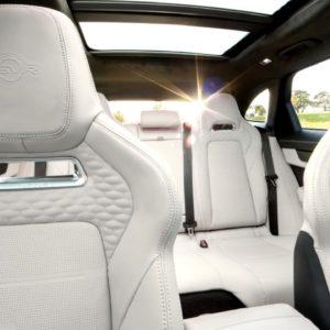 2021 Jaguar F-Pace SVR Interior Cabin