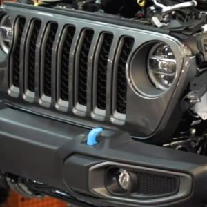 2021 Jeep Wrangler 4xe Plug in Hybrid Overview