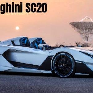 2021 Lamborghini SC20 Revealed