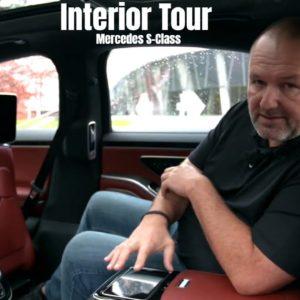 2021 Mercedes S Class Interior Tour