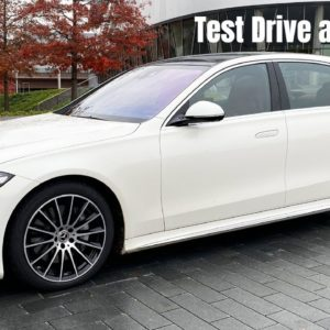 2021 Mercedes S500 S-Class Test Drive and Review