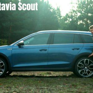 2021 Skoda Octavia Scout Highlights