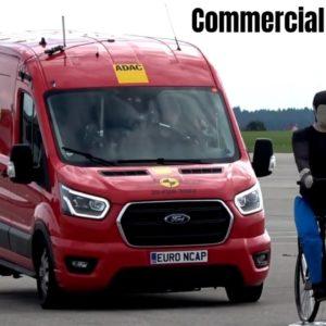 2021 Van Safety Tests
