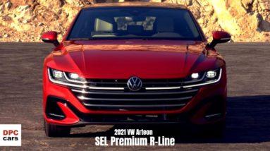 2021 VW Arteon SEL Premium R Line   Volkswagen