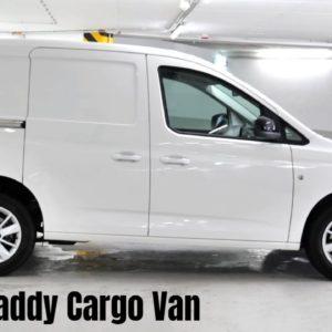 2021 VW Caddy Cargo Van - Volkswagen