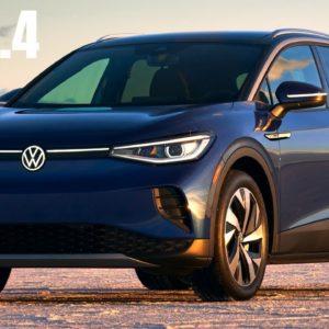 2021 VW ID.4 - US Spec Volkswagen