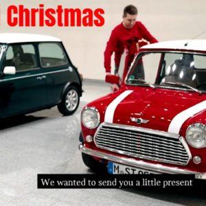 A Classic Mini Christmas Fairy Tale Gift