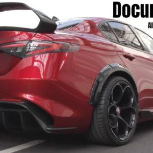 Alfa Romeo Giulia GTA Documentary