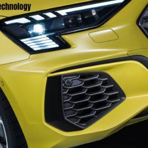 Audi Headlight Lighting Technology
