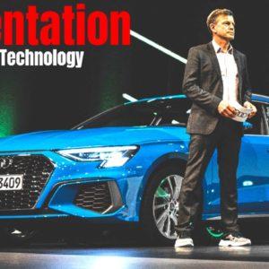 Audi Lighting Technology Full Presentation