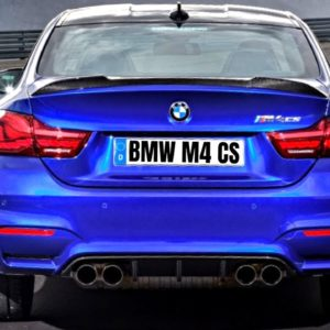BMW M4 CS F82 Generation