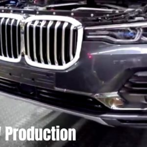BMW Vehicle Production in 2020