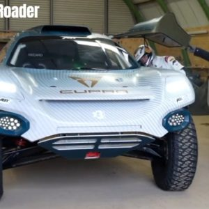 CUPRA and Extreme E Electric Off Roader