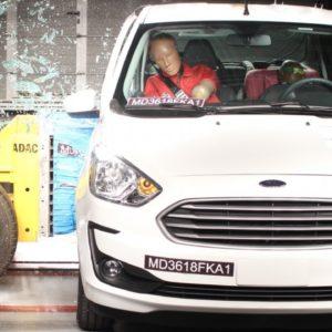 Ford Ka gets zero star safety