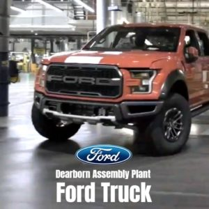 Ford Truck Dearborn Assembly Plant