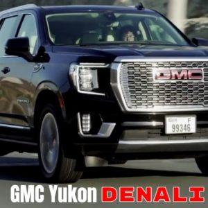 GMC Yukon Denali Updates For 2021