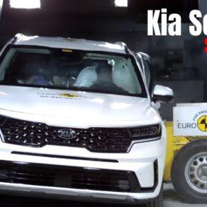 Kia Sorento Safety Test
