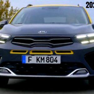 New 2021 Kia Stonic and GT Line