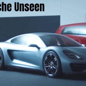 Porsche Design Studies and Hypercars