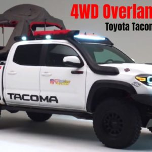Toyota Tacoma 4WD Overland Ready 2020 SEMA