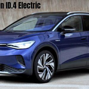 Volkswagen ID.4 Electric 2021 Design, Interior, and Drive
