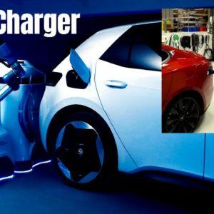 VW Mobile Charging Robot to take on Tesla Snake Charger