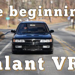 1992 Mitsubishi Galant VR-4: Regular Car Reviews