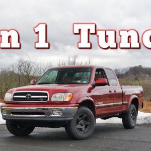 2000 Toyota Tundra V8 Limited: Regular Car Reviews
