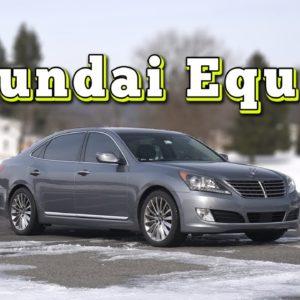 2014 Hyundai Equus Signature: Regular Car Reviews