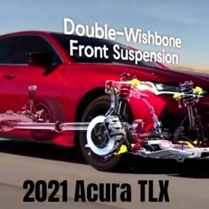 2021 Acura TLX Exterior Design Interior Safety and Technology