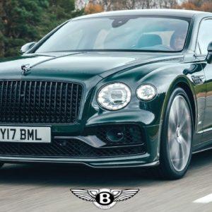 2021 Bentley Flying Spur V8 in Barnato