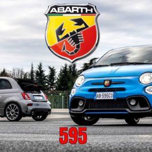 2021 Fiat Abarth 595 Competizione Esseesse and Turismo Model Range