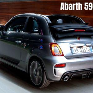 2021 Fiat Abarth 595 Turismo