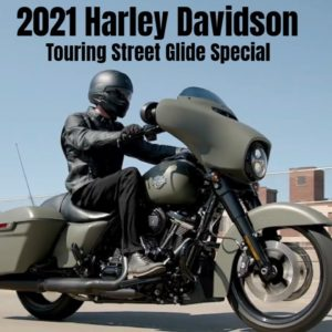 2021 Harly Davidson Touring Street Glide Special