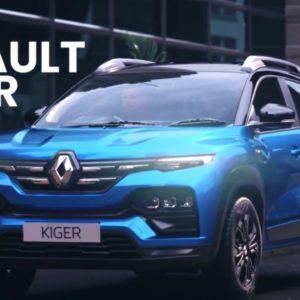 2021 Renault Kiger Revealed