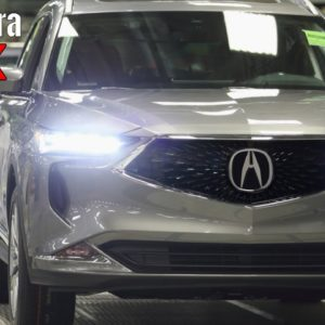 2022 Acura MDX Walkaround and Features