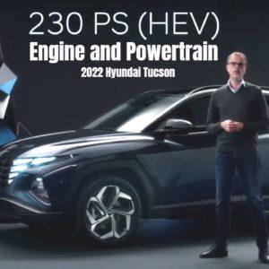 2022 Hyundai Tucson Engine and Powertrain