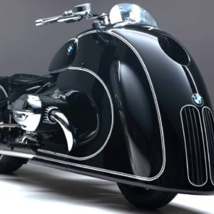BMW Motorrad presents new R 18 Spirit of Passion Custom Bike