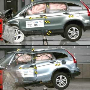 Higher Speed Crash Testing Is Needed As Speed Limits Increase