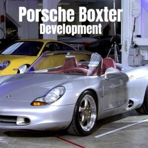 How The Porsche Boxter Was Developed