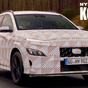 Hyundai KONA N Preview