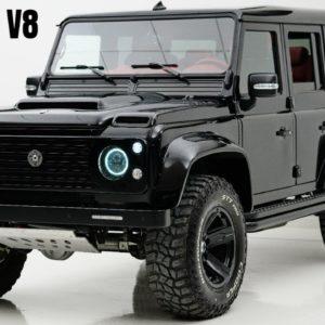 Land Rover Defender V8 By ARES Design