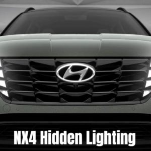 New Hyundai Tucson NX4 Hidden Lighting Technology Explained