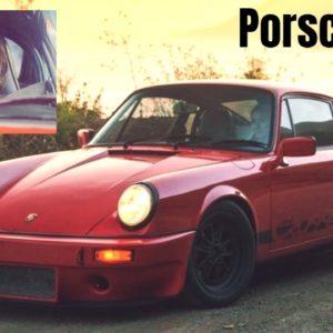 Porsche 911 Sunday drive with stunt driver Sera Trimble