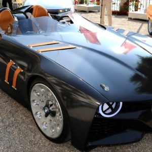 Rare BMW and Other Classic Cars at Concorso d`Eleganza Villa d`Este