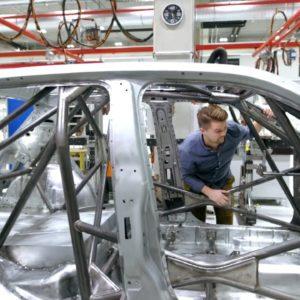 SKODA Auto New Production Factory in Mlada Boleslav